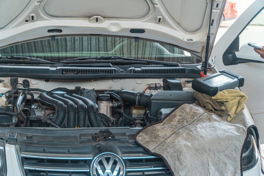 Automobilio paruošimas prieš techninę apžiūrą
